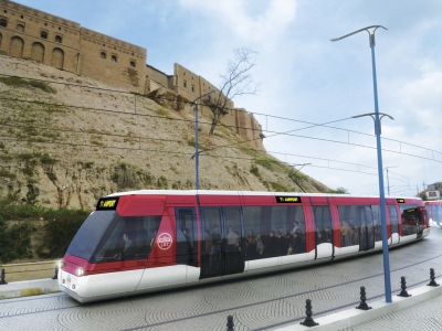 LIGHT-RAIL TRANSIT (IRAQ)
